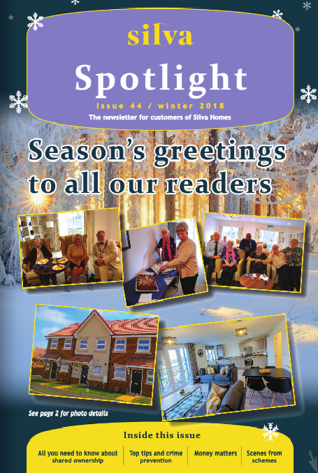 Winter Spotlight 2019 cover