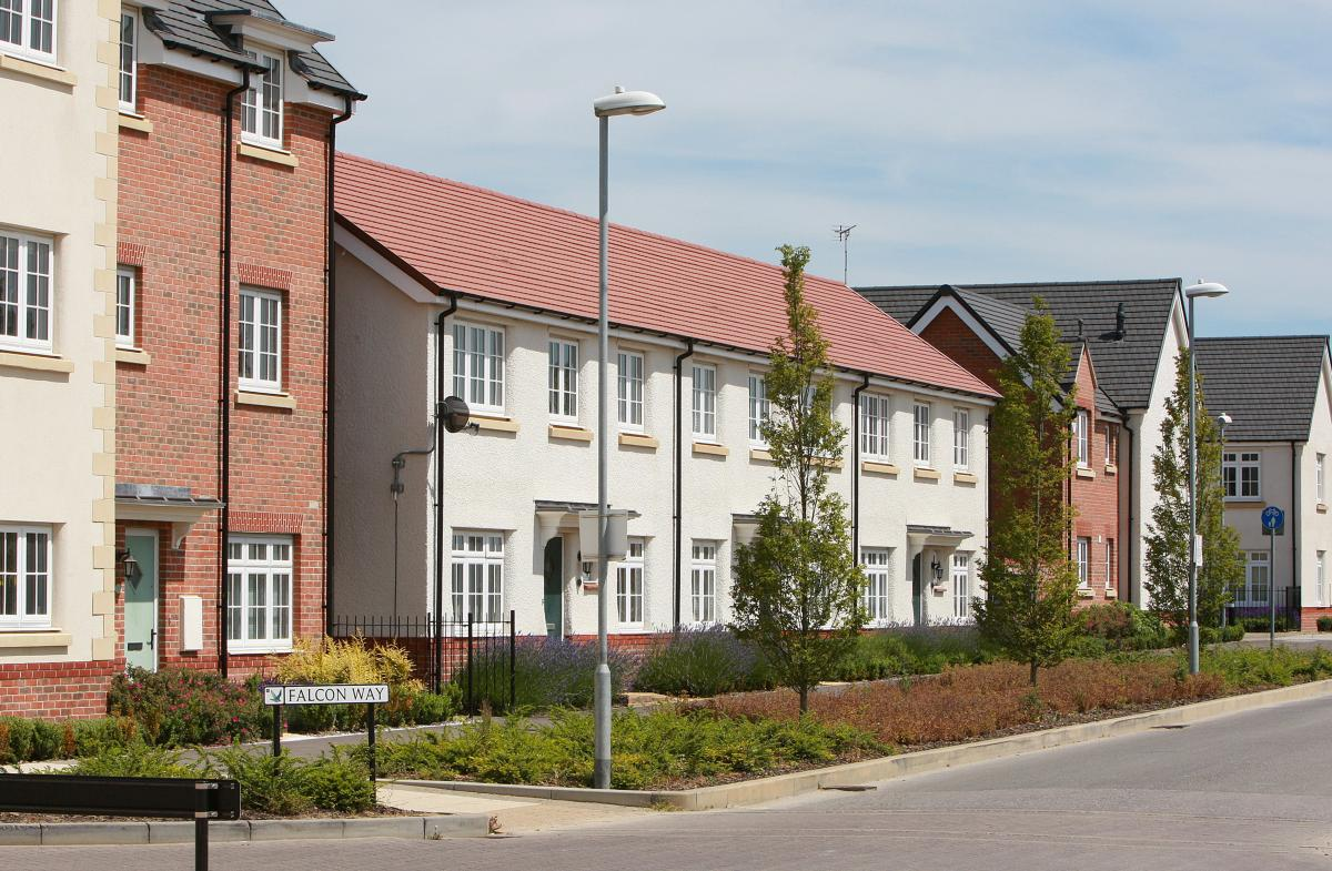 Jennett's Park new build homes